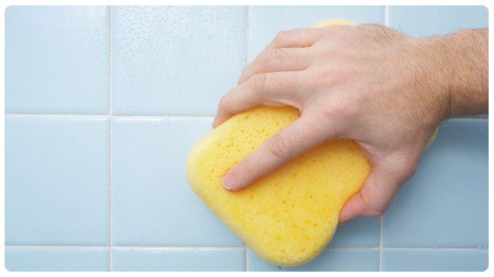Как очистить грибок в ванной в домашних условиях